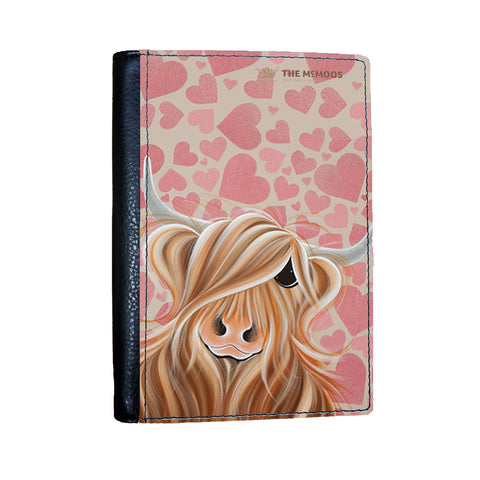 Jennifer Hogwood, The McMoos, Little Miss Love - Passport Cover