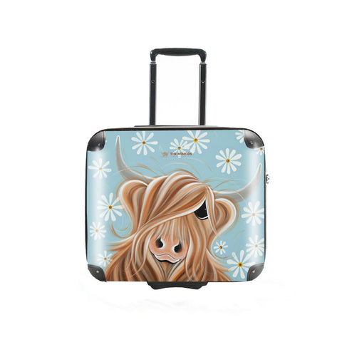 Jennifer Hogwood, The McMoos, Little Miss Daisy - Business Suitcase (Overnight)