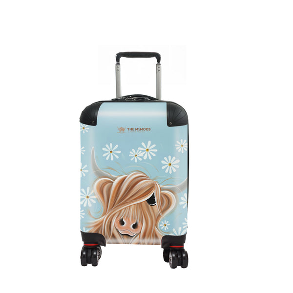 Jennifer Hogwood, The McMoos, Little Miss Daisy - Kids Suitcase