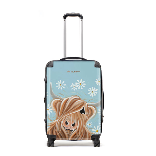 Jennifer Hogwood, The McMoos, Little Miss Daisy - Large Suitcase