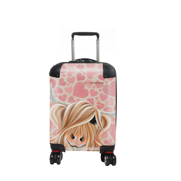 Jennifer Hogwood, The McMoos, Little Miss Love - Kids Suitcase
