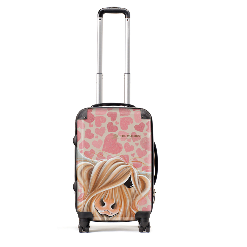 Jennifer Hogwood, The McMoos, Little Miss Love - Small Suitcase (Cabin)