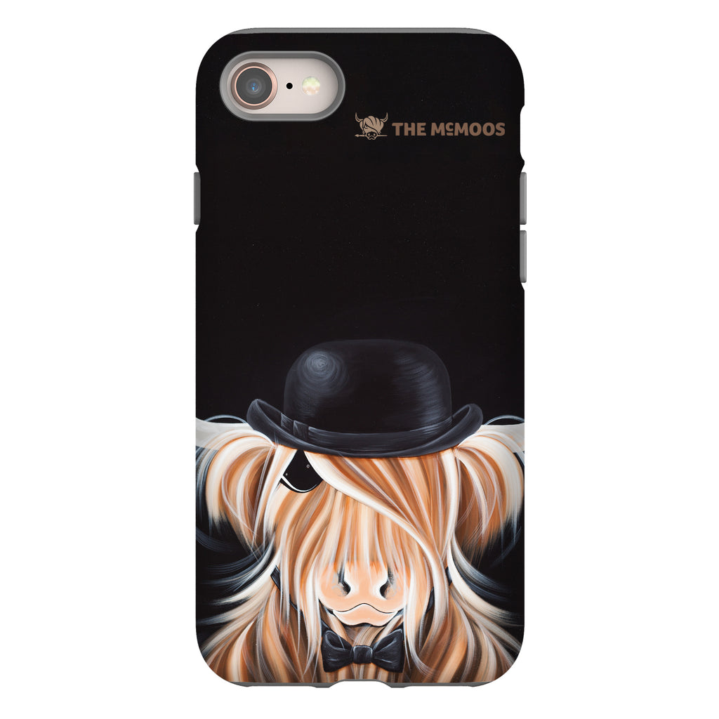Jennifer Hogwood, The McMoos, McBeau - Tough Phone Case