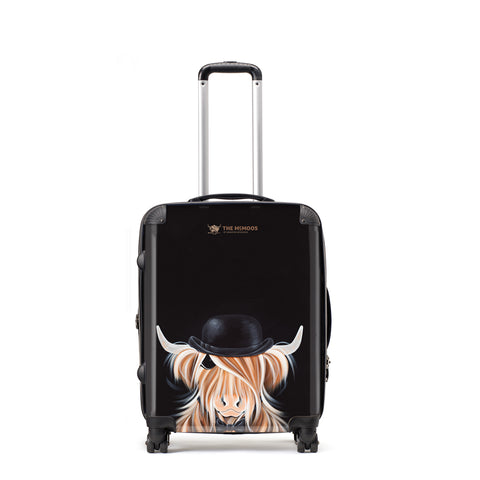 Jennifer Hogwood, The McMoos, McBeau - Medium Suitcase