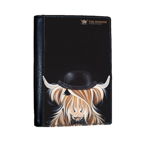 Jennifer Hogwood, The McMoos, McBeau - Passport Cover