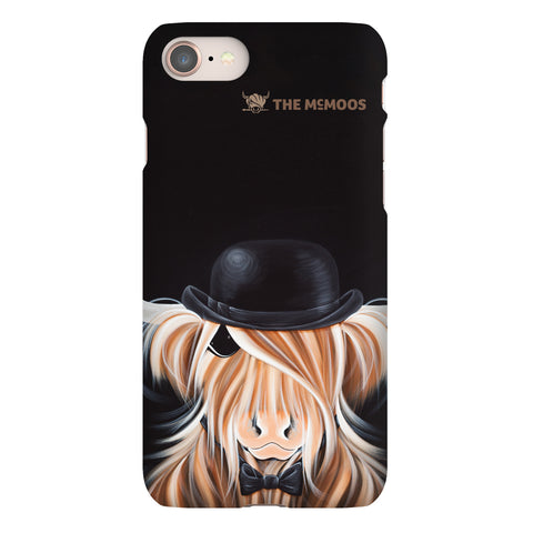 Jennifer Hogwood, The McMoos, McBeau - Snap Phone Case