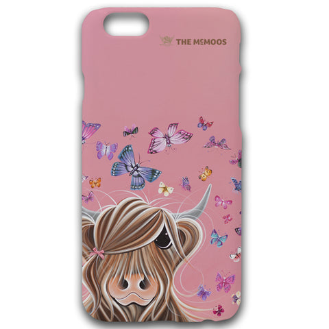 Jennifer Hogwood, The McMoos, McFly - Hardback Phone Cases
