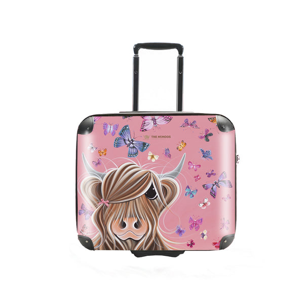 Jennifer Hogwood, The McMoos, McFly - Business Suitcase (Overnight)