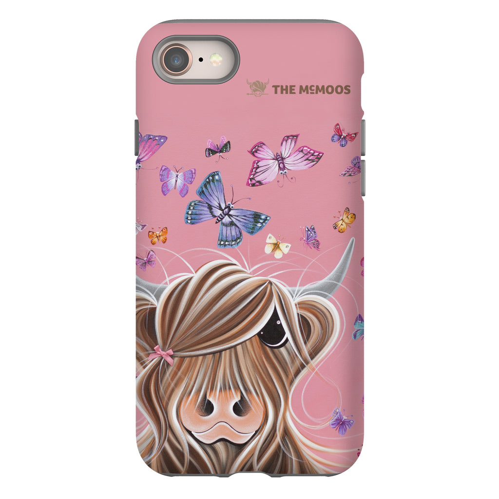 Jennifer Hogwood, The McMoos, McFly - Tough Phone Case