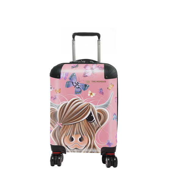 Jennifer Hogwood, The McMoos, McFly - Kids Suitcase