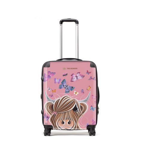 Jennifer Hogwood, The McMoos, McFly - Medium Suitcase