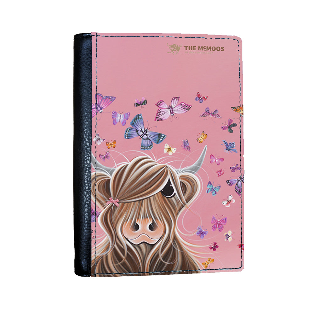 Jennifer Hogwood, The McMoos, McFly - Passport Cover