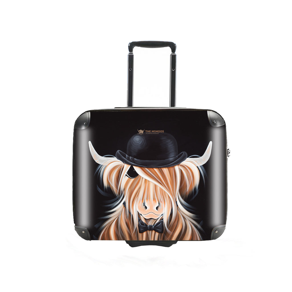 Jennifer Hogwood, The McMoos, McBeau - Business Suitcase (Overnight)