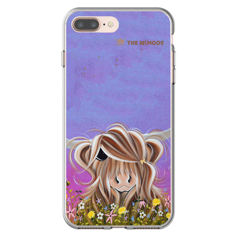 Jennifer Hogwood, The McMoos, Moo On A Summers Evening - Flexi Phone Case