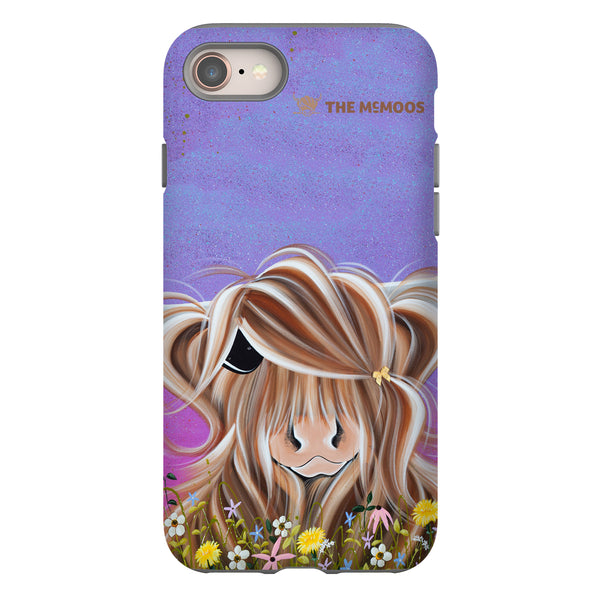 Jennifer Hogwood, The McMoos, Moo On A Summers Evening - Tough Phone Case