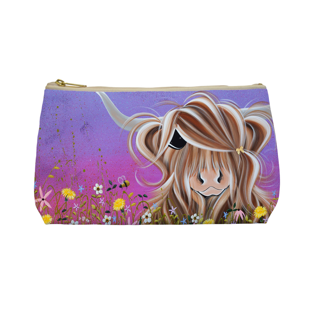 Moo On A Summers Evening - Makeup / Wash Bags