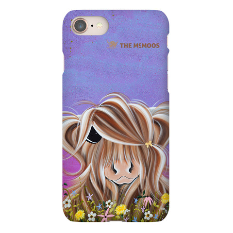 Jennifer Hogwood, The McMoos, Moo On A Summers Evening - Snap Phone Case