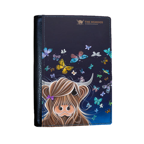 Jennifer Hogwood, The McMoos, Night Flight - Passport Cover