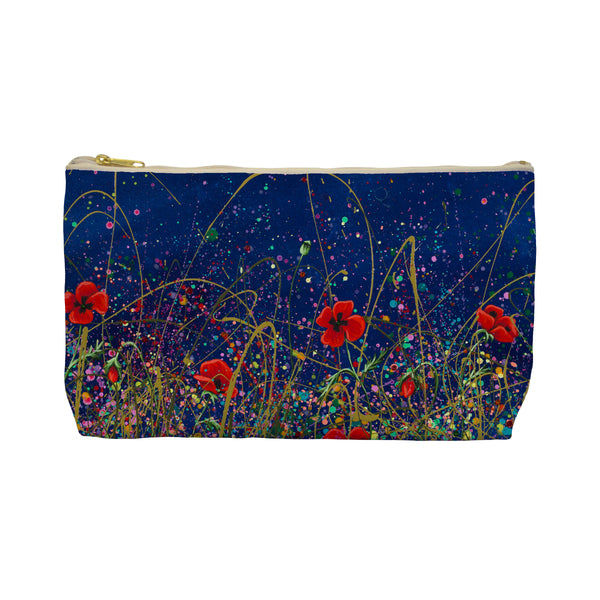 Jennifer Hogwood, The McMoos, Poppy Evening - Makeup / Wash Bags