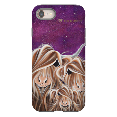 Jennifer Hogwood, The McMoos, Stars In The Highland - Tough Phone Case