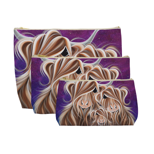 Jennifer Hogwood, The McMoos, Stars In The Highland - Makeup / Wash Bags