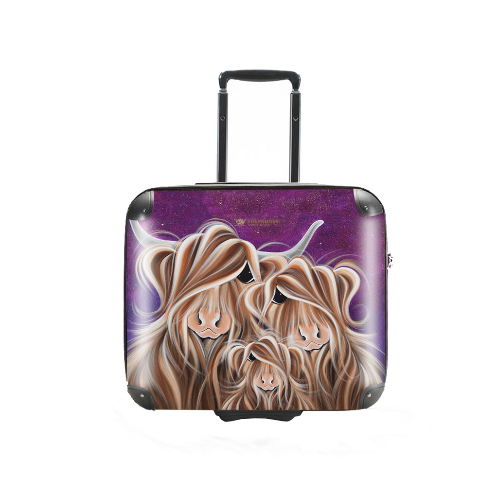Jennifer Hogwood, The McMoos, Stars In The Highland - Business Suitcase (Overnight)