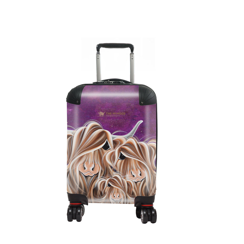 Jennifer Hogwood, The McMoos, Stars In The Highland - Kids Suitcase