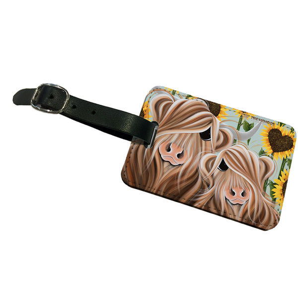Jennifer Hogwood, The McMoos, Sunshine Of My Life - Luggage Tag