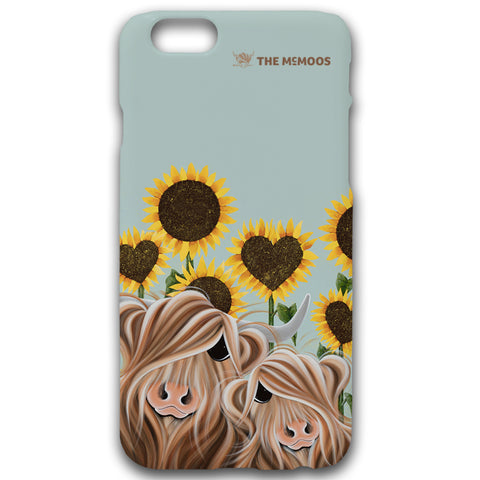 Jennifer Hogwood, The McMoos, Sunshine Of My Life - Hardback Phone Cases