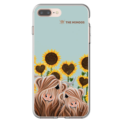Jennifer Hogwood, The McMoos, Sunshine Of My Life - Flexi Phone Case