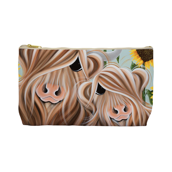 Jennifer Hogwood, The McMoos, Sunshine Of My Life - Makeup / Wash Bags
