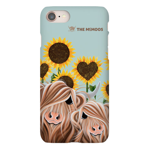 Jennifer Hogwood, The McMoos, Sunshine Of My Life - Snap Phone Case