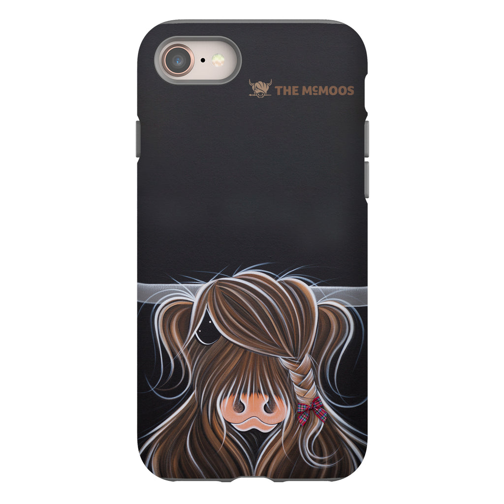 Jennifer Hogwood, The McMoos, Tied To My Clan - Tough Phone Case