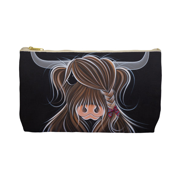 Jennifer Hogwood, The McMoos, Tied To My Clan - Makeup / Wash Bags