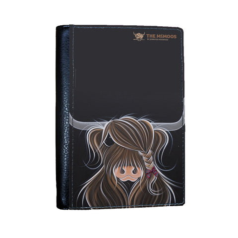 Jennifer Hogwood, The McMoos, Tied To My Clan - Passport Cover