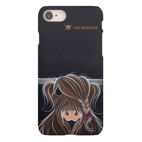 Jennifer Hogwood, The McMoos, Tied To my Clan - Snap Phone Case