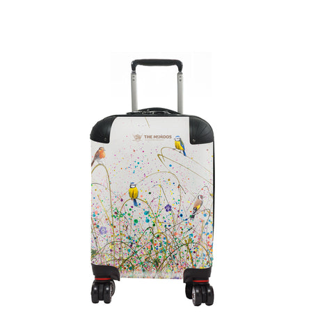 Jennifer Hogwood, The McMoos, Wild Meadow - Kids Suitcase