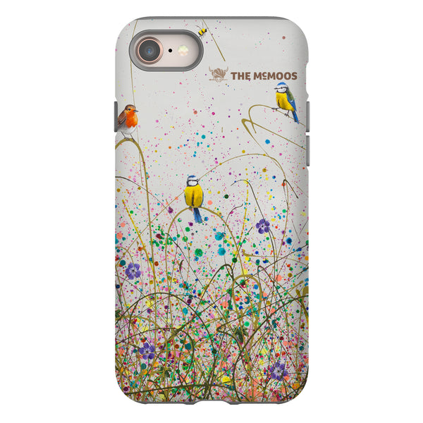 Jennifer Hogwood, The McMoos, Wild Meadow - Tough Phone Case