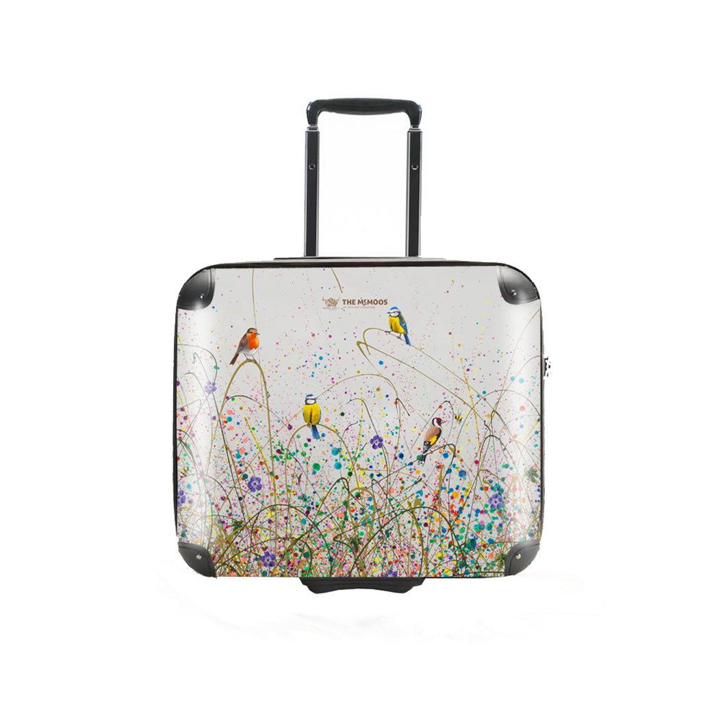 Jennifer Hogwood, The McMoos, Wild Meadow - Business Suitcase (Overnight)