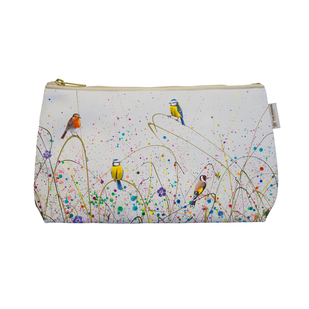 Wild Meadow - Makeup / Wash Bags