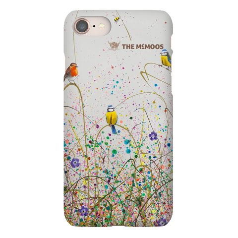 Jennifer Hogwood, The McMoos, Wild Meadow - Snap Phone Case