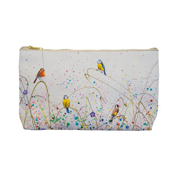 Jennifer Hogwood, The McMoos, Wild Meadow - Makeup / Wash Bags