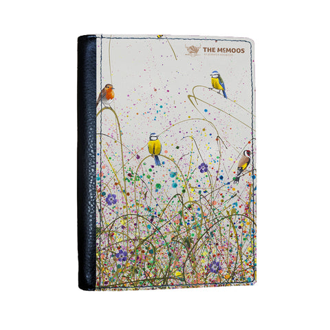 Jennifer Hogwood, The McMoos, Wild Meadow - Passport Cover