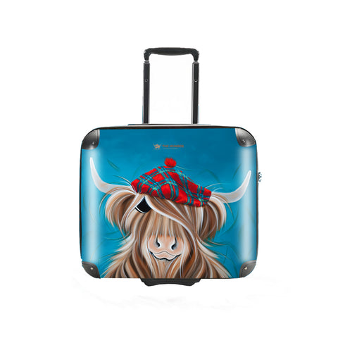 Jennifer Hogwood, The McMoos, Clyde - Business Suitcase (Overnight)