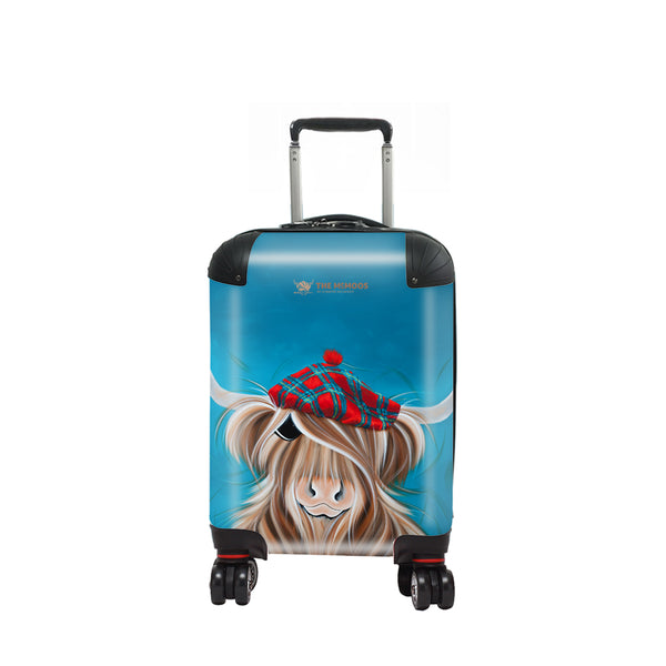 Jennifer Hogwood, The McMoos, Clyde - Kids Suitcase