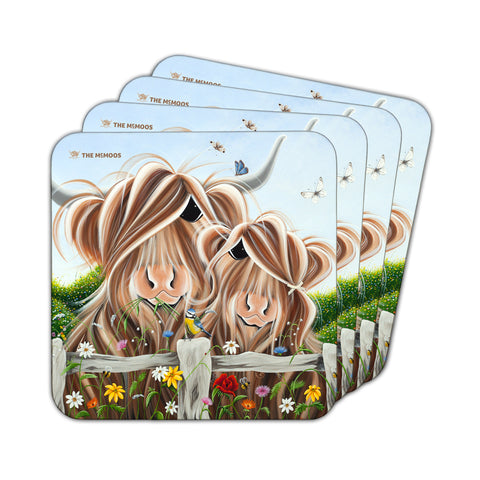 Jennifer Hogwood, The McMoos, Country Love - Coasters