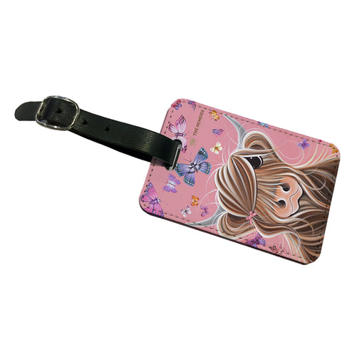 Jennifer Hogwood, The McMoos, McFly - Luggage Tag