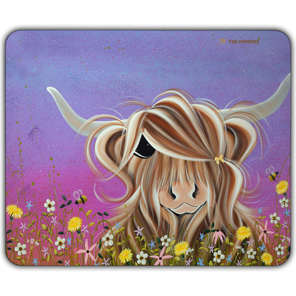 Jennifer Hogwood, The McMoos, Moo On A Summers Evening - Placemats