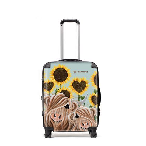 Jennifer Hogwood, The McMoos, Sunshine Of My Life - Medium Suitcase