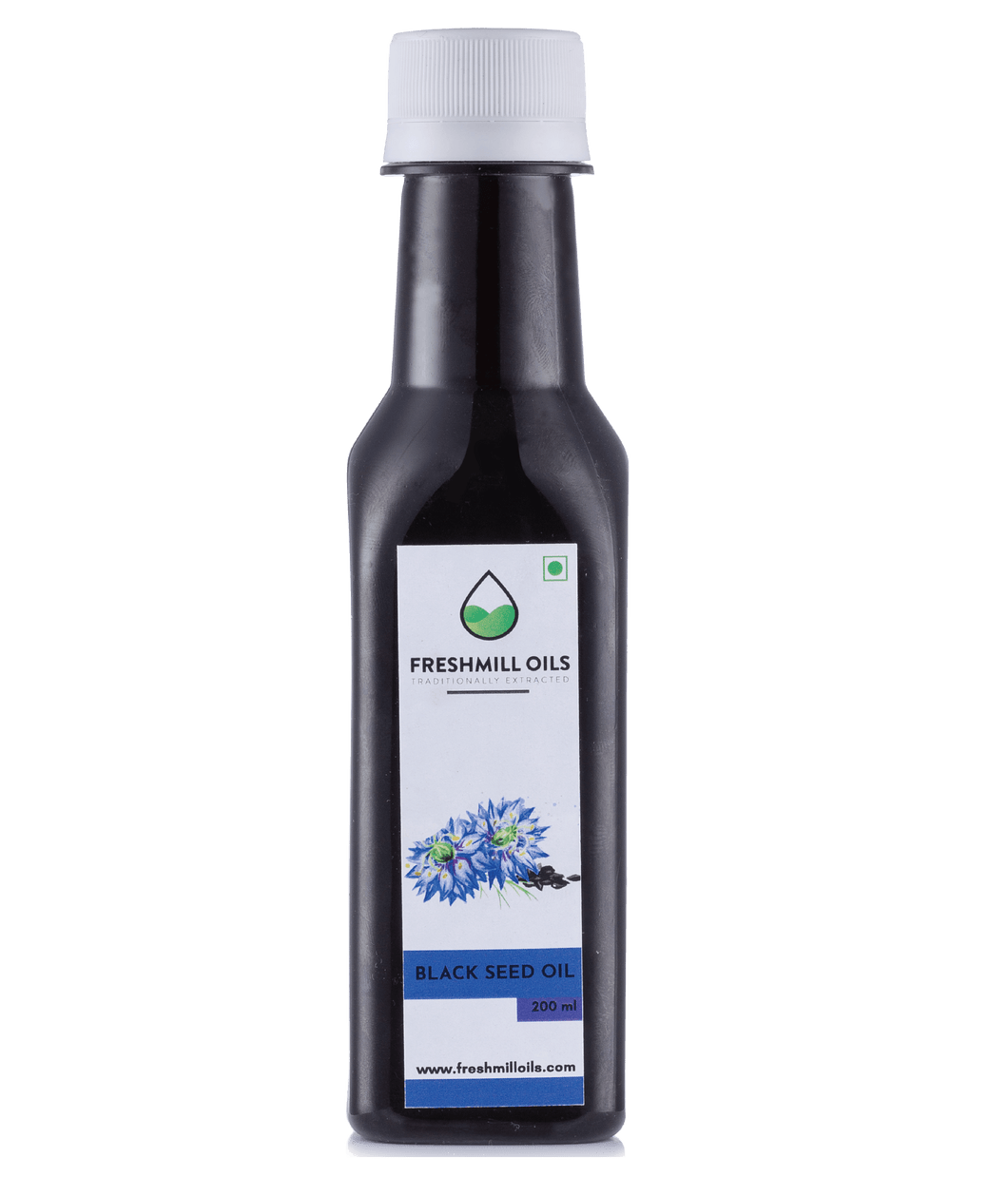 Cold Pressed Black Seed Oil 200ml